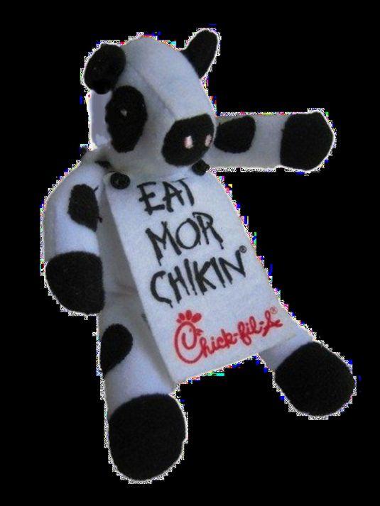 Chickfila cow