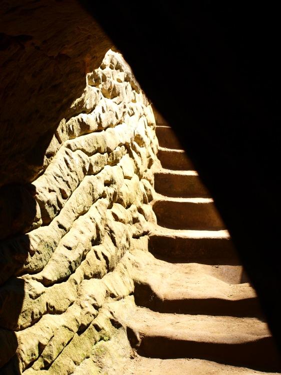 Earthen staircase.JPG