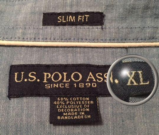 Shirt size