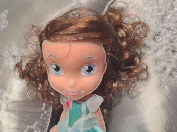 Ima Mean doll
